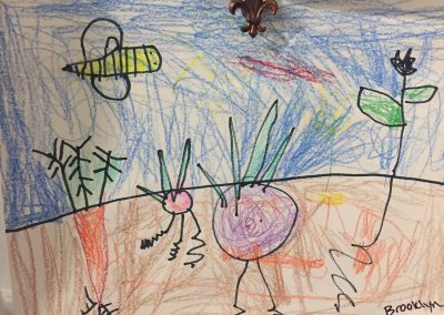 Brooklyn Art gallery childrens art